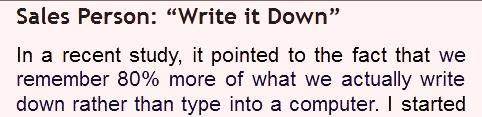 важно записывать-а-не-набирать-на-компьютере