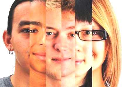 ОТНО лица людей