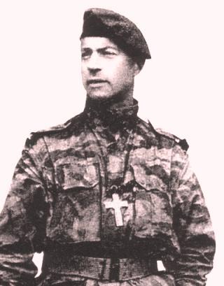 __притча или байка о военном священнике