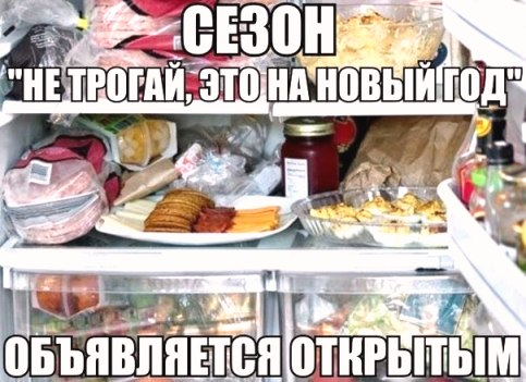 ____считай калории