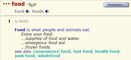 food - meal - nutrition - feed. feedback. разница