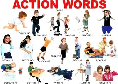 ACTION WORDS 1