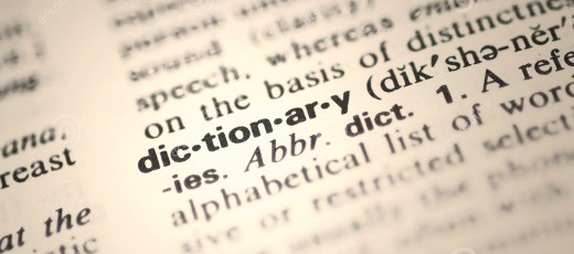 dictionary-1464125