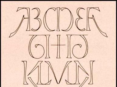 ЯЗЫК _Creative alphabet 1