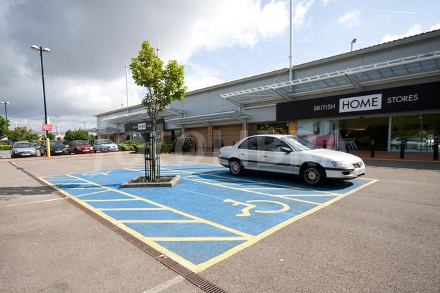 Парковка в Великобритании