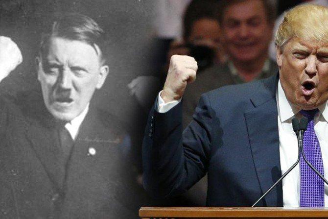 Гитлеровская Германия и Трамповские США - параллели