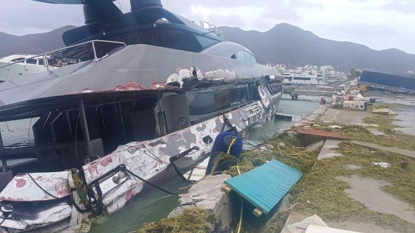 Irma-Hurricane-Hurrikan-St-Martin-Barbuda-Karib-Szigetek-Kikoto-Marina-Harbour-Yacht-HAJOZASHU7