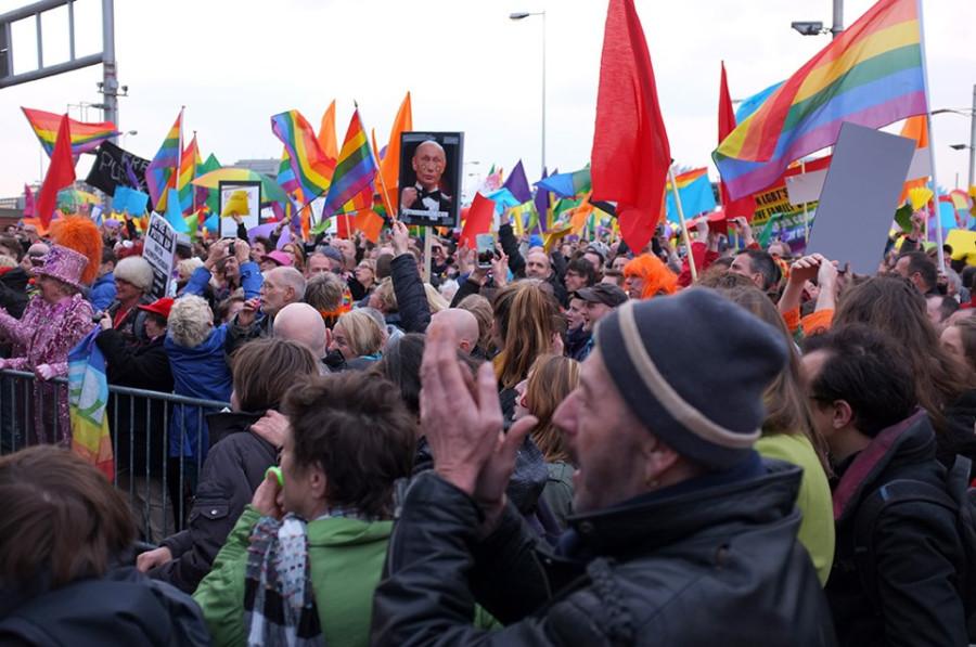 Внедрение в россии гомосексуализм