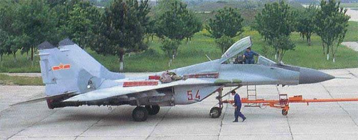 МиГ-29 кнр