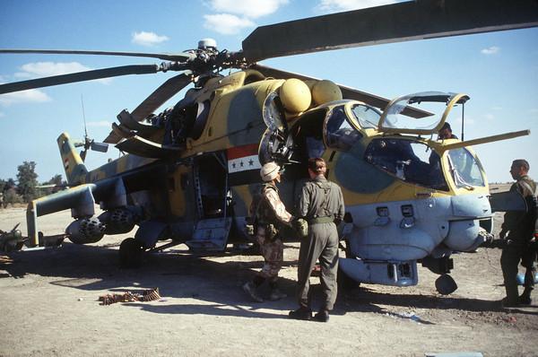 °ъ°Е »зґгЅГАэ їоїл АМ¶уЕ©ПЪ Mi-28 (20080226-2)