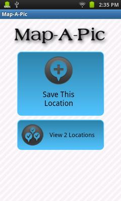 Map-A-Pic screenshot