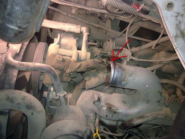 Грузовик Ниссан Атлас ( Nissan Atlas ) стал плохо тянуть и сизым дымить…