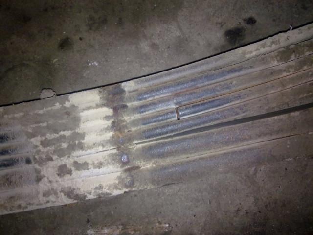 Мазда Титан ( Mazda Titan )  замена рессорных листов и салейнтблоков