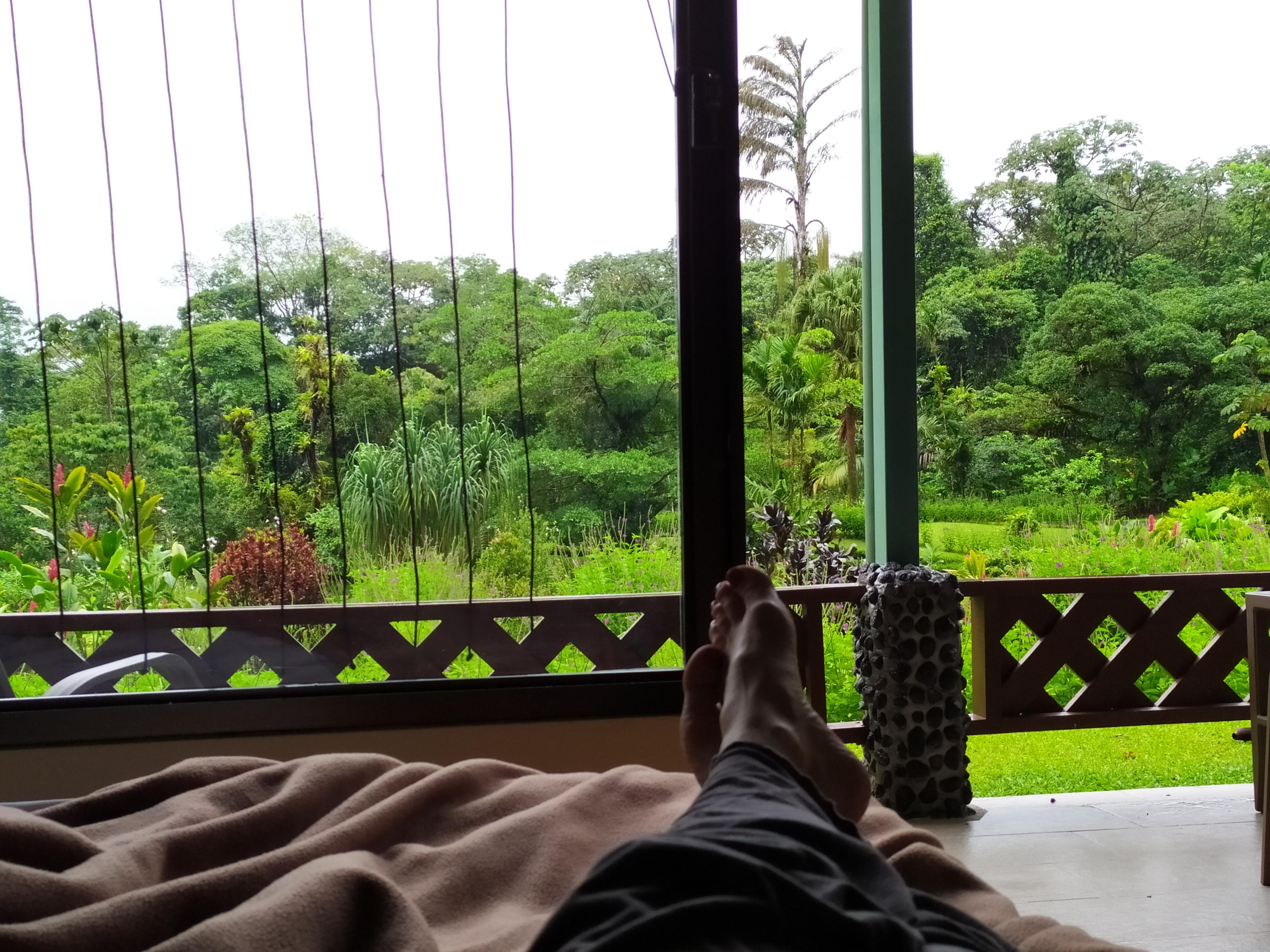 Улиткины в Макондо. Коста Рика - май 2021