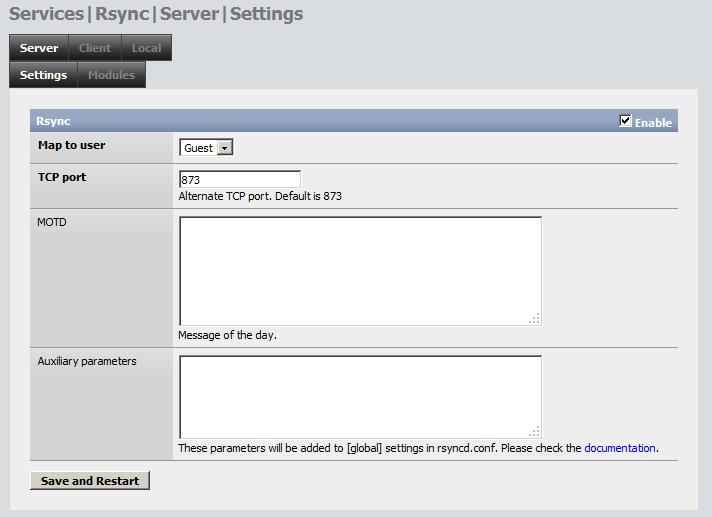 RSYNC_server
