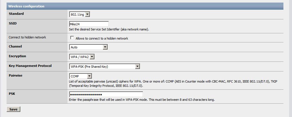Настраиваем доступ к nas4free через WiFi: 2gusia — LiveJournal