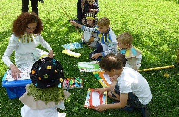 Как организовать кружок для детей