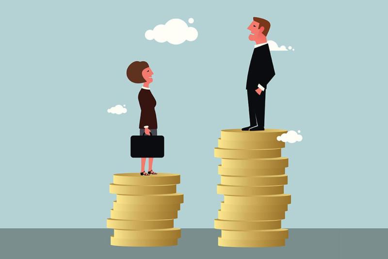 ЦИФРОПОНЕДЕЛЬНИК:  российским женщинам платят на 26% меньше, чем мужчинам