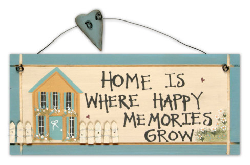 home-is-where-happy-memories-grow