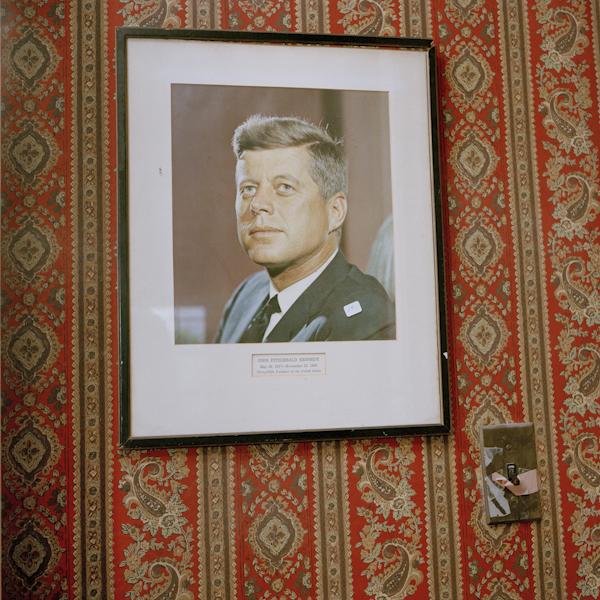 портрет Кеннеди