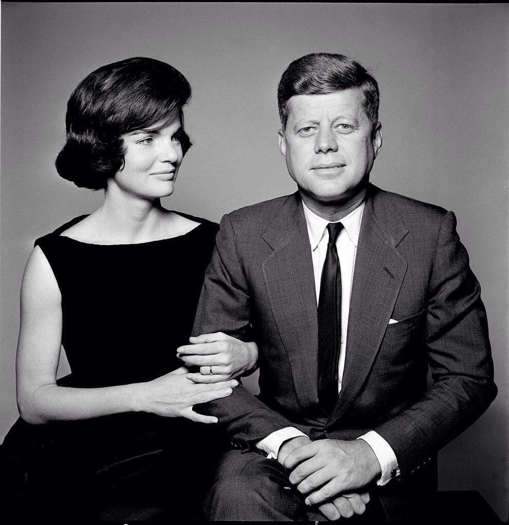 президент с супругой