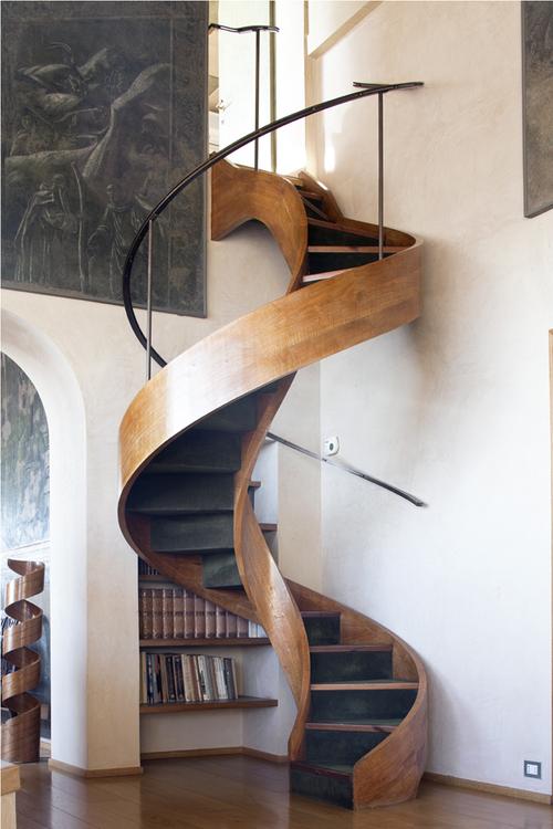 вот это лестница