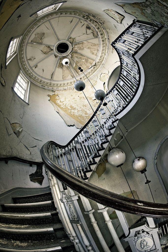 лестница и купол
