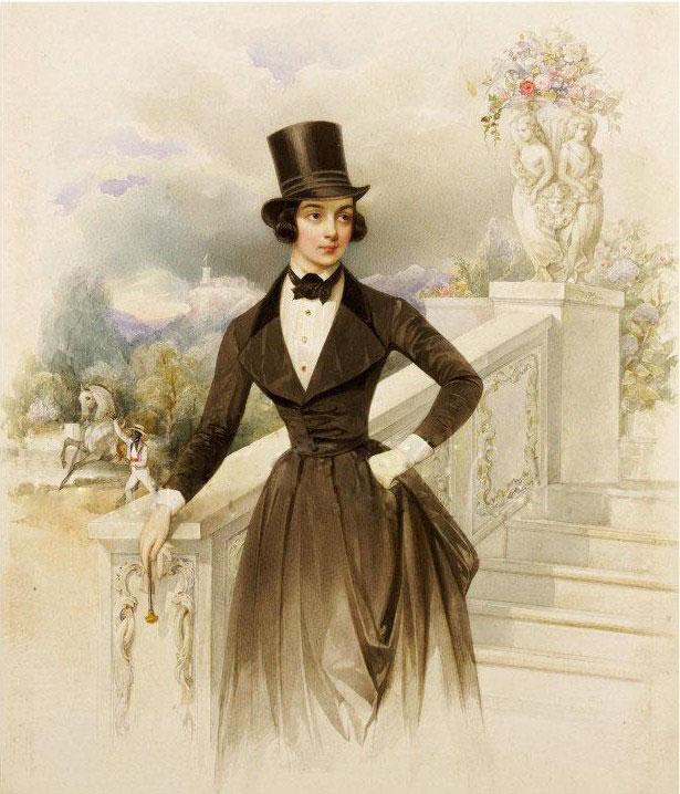 Alexandra-Vorontsova-Dashkova 1840s