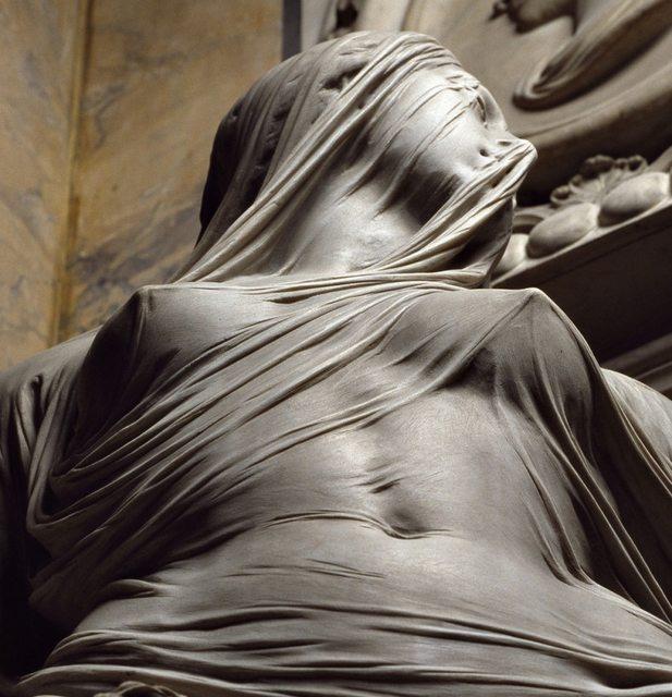 Скромность Antonio Corradini, 1751