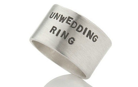 кольцо небрачное