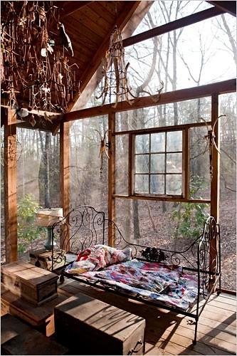 идеальное место для сна