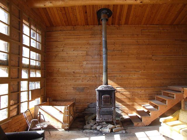 печка Аляска