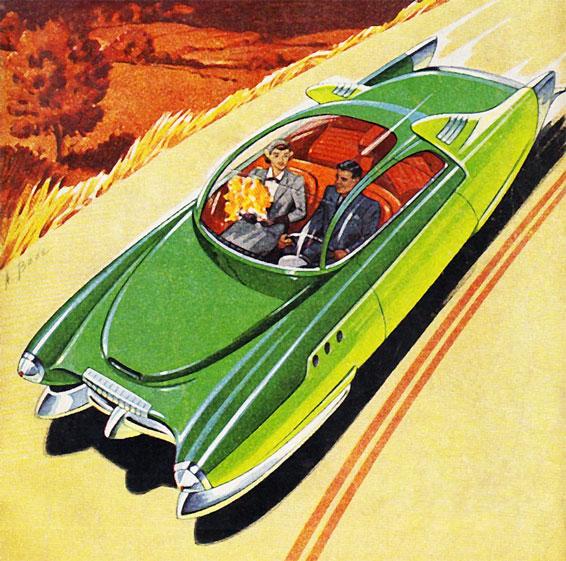 Science and Mechanics Magazine - October 1951