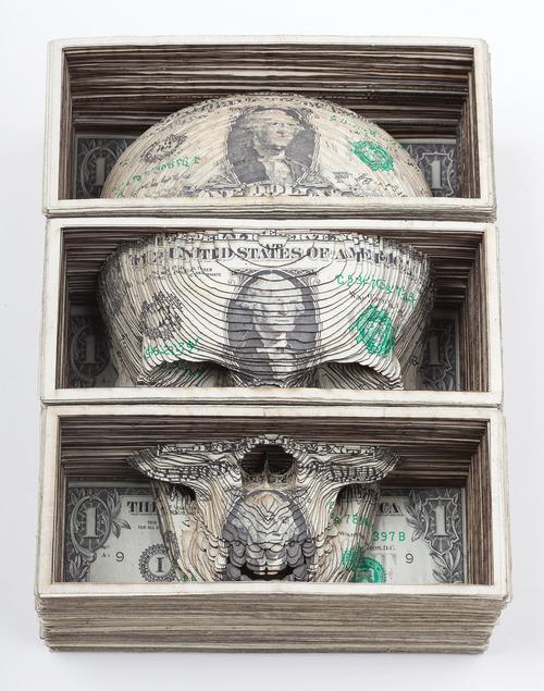 что можно вырезать из долларов