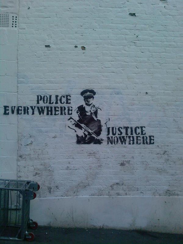 полиция и справедливость