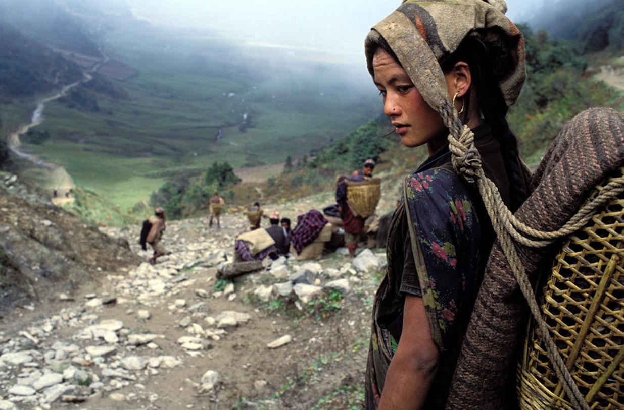 Непал Бруно Моранди 1990