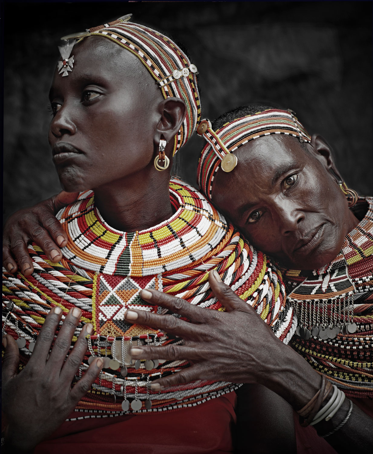 Jimmy Nelson - Samburu Tribe