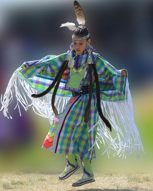 индейский танец