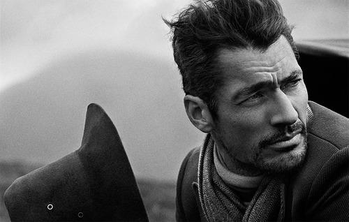 British Supermodel David Gandy 2