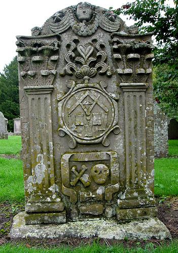 надгробия масонов 5