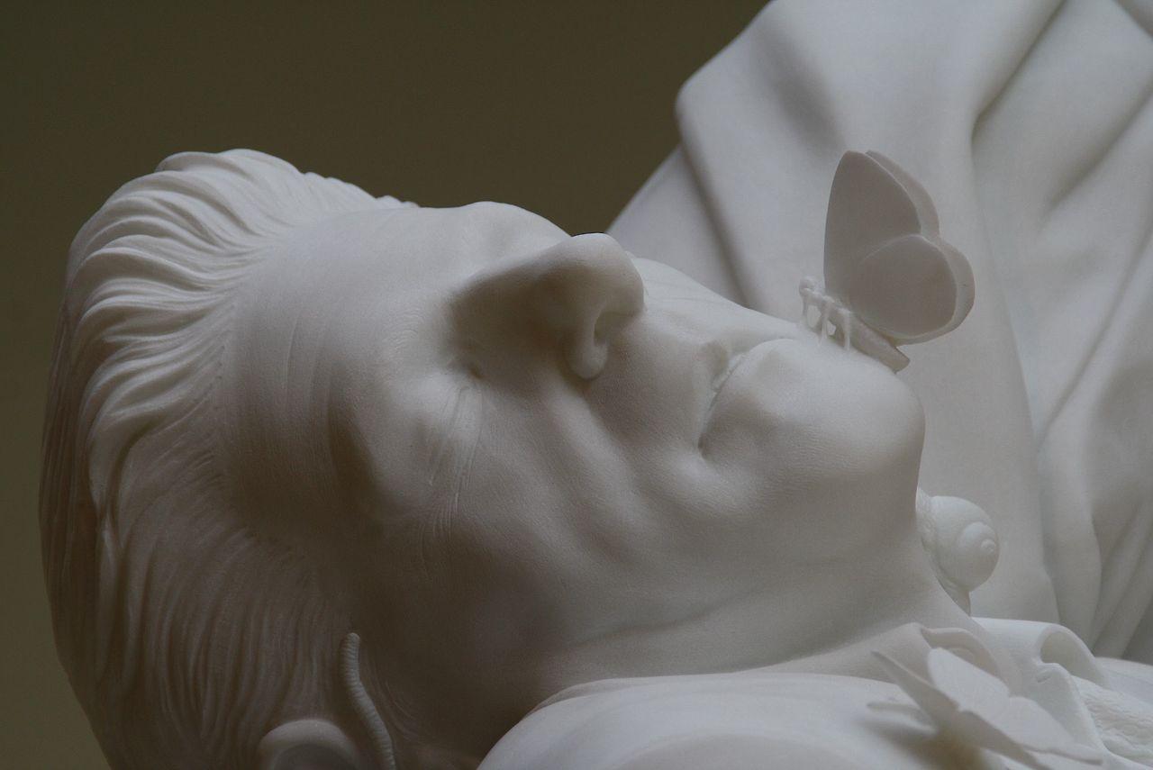 Jan Fabre Merciful Dream 2