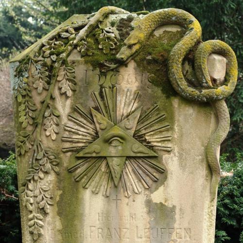 надгробия масонов 1