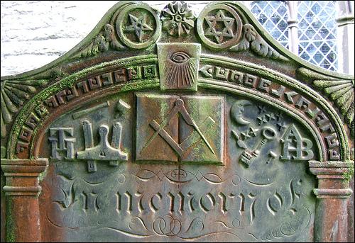 надгробия масонов 4