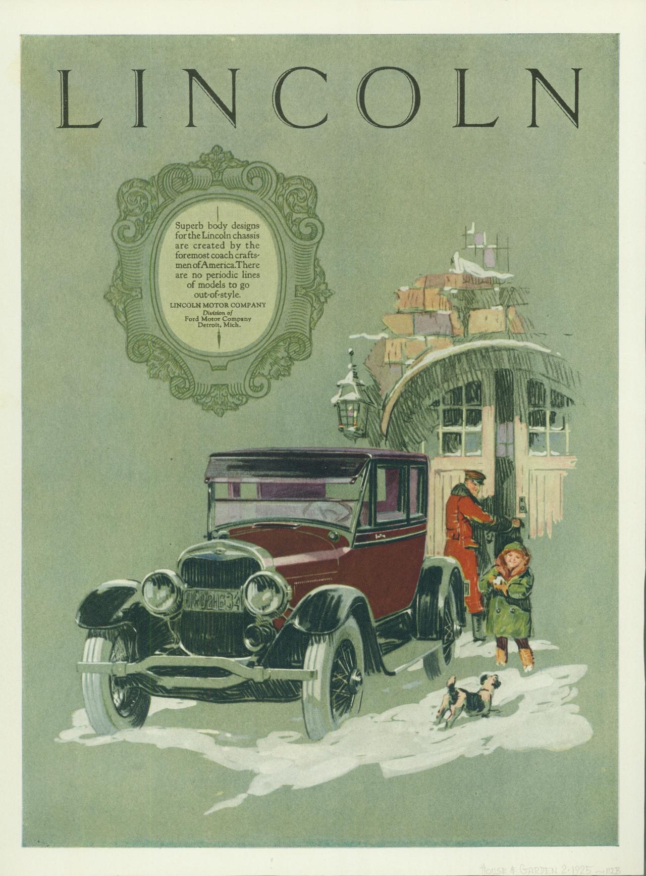 1925 Lincoln