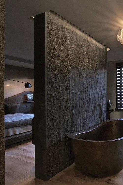 ванна за ширмой от койки