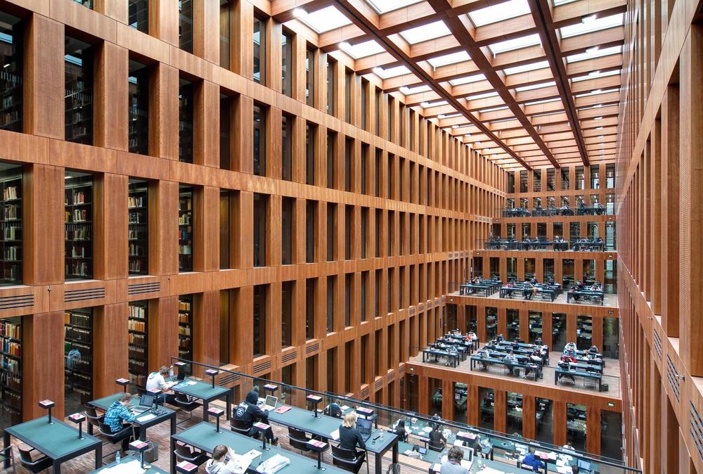 библиотека modern