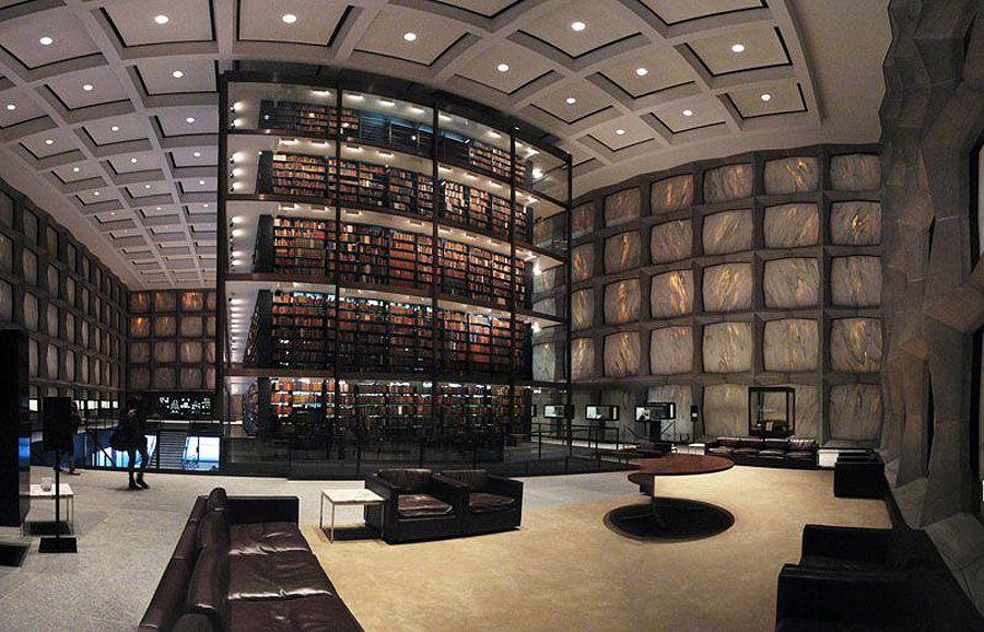 библиотека Йеля