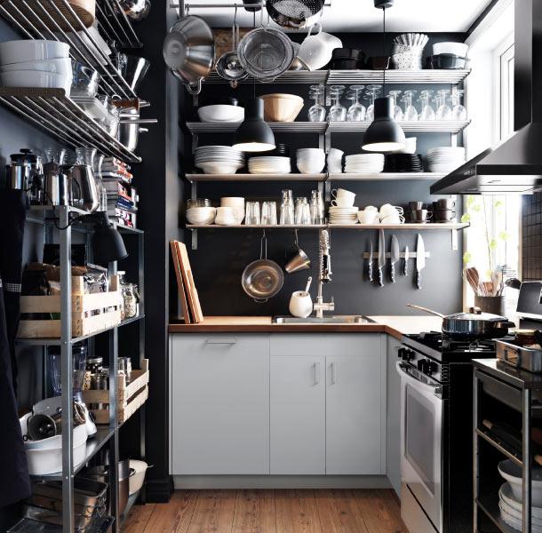 видно что на этой кухне готовят