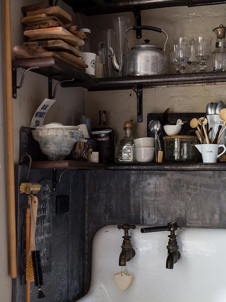 кухня простая