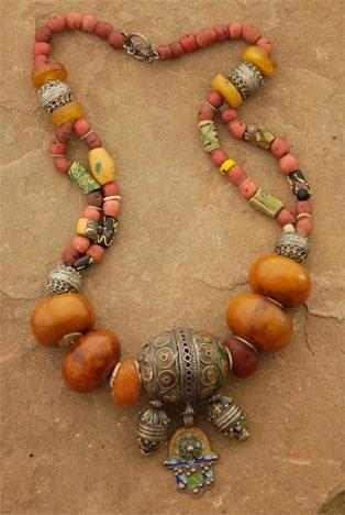 Berber Tribe Necklace